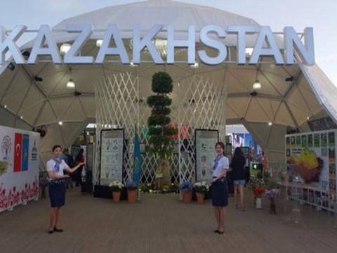 Қазақстан World Botanic EXPO-2016 көрмесінде үшінші орын алды